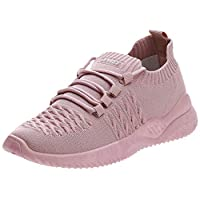 Bourge Women's Micam-506 Rose Running Shoes-6 UK (38 EU) (7 US) (Micam-506-06)