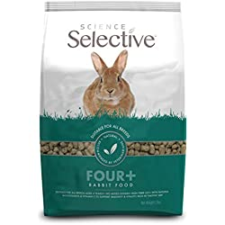 Supreme Science Selective Lapin 4+ (1,5kg)