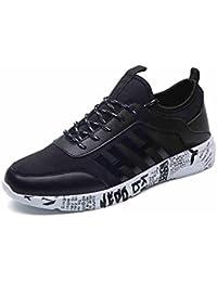 YIXINY Schuhe Sneaker Trend Herrenschuhe Knöchel Freizeit Wild Britischer Stil Student Frühling ( größe : EU41/UK7.5-8/CN42 ) dnFKmjguY