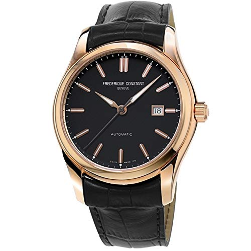 Frederique Constant Men's Classics 40mm Black Automatic Watch FC-303NB6B4