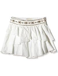 co uk white denim skirt clothing