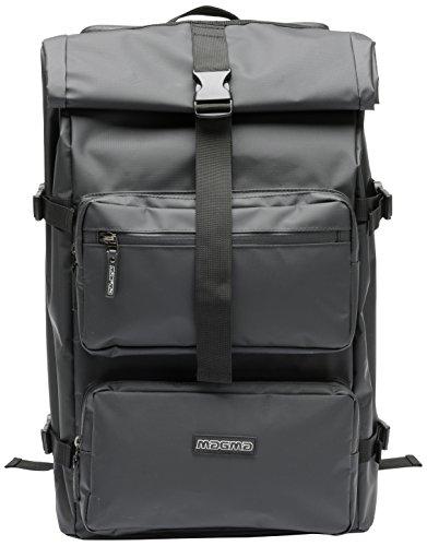 Rolltop Backpack Iii Zaino Multifunzione Imbottito Professionale Per Dj (Controller, Laptop, Cuffie,Scheda Audio, Dischi In Vinile Ecc.)