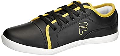 Fila Men's Lavadro li Black Sneakers -10 UK/India (44 EU)
