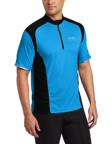 GORE BIKE WEAR PATH PASSION   CAMISETA DE CICLISMO PARA HOMBRE  COLOR AZUL  TALLA M