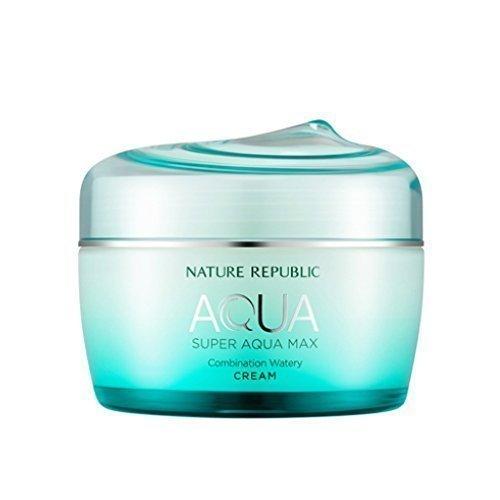(6 Pack) NATURE REPUBLIC Super Aqua Max Combination Watery Cream 80mL