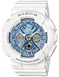 CASIO Womens Digital Watch with Resin Strap BA-130-7A2ER