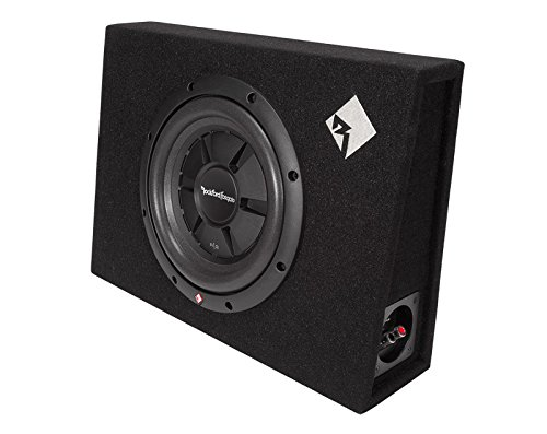 Rockford Fosgate Prime R2S Single 10-Inch Shallow Loaded tery - Fosgate Lautsprecher Rockford Prime
