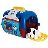 giochi preziosi rdf50474 funny home set veterinario gabbietta con peluche
