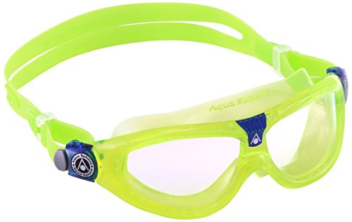AQUA SPHERE SEAL KID 2 transparent lime