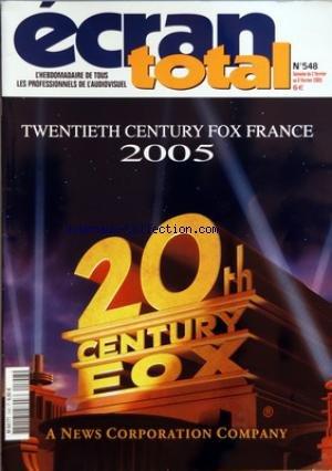 ecran-total-no-548-du-02-02-2005-twentieth-century-fox-france-2005-a-news-corporation-company