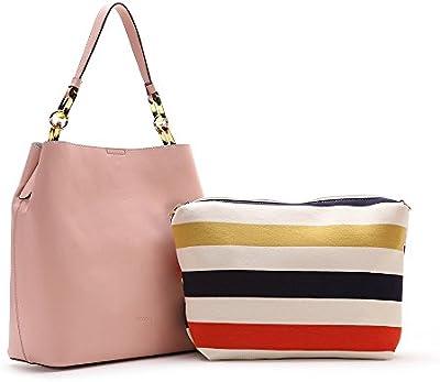 Abbacino Trendy Moreia /  Pale Pink - Bolso de hombro para mujer