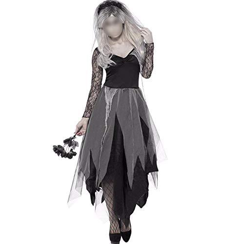 SvdgBjwoemu Halloween Kostüme für Frauen Weibliche Batman Kostüm Cosplay Maskerade Vampire Bühnenkleidung