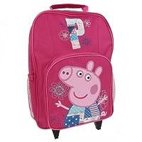 Peppa Pig Patchwork Wheeled Bag