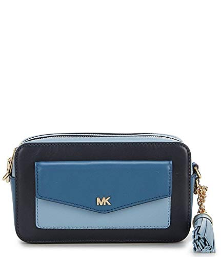 Michael Kors Women UmhÃngetasche - Blau Blue Cross Body Bags OneSize