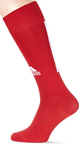 adidas Santos 18 Socks, Power red/White, 40-42 -