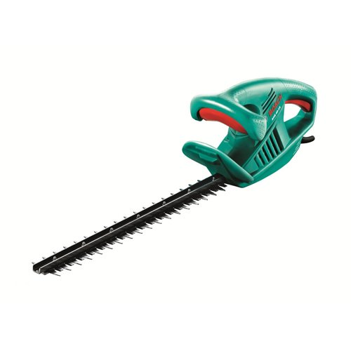 Bosch AHS 45-16 Electric Hedge Cutter, 450 mm Blade Length, 16 mm Tooth Opening Test