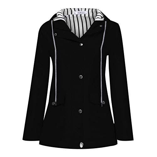 Uomogo giacca impermeabile donna sport giacche manica lunga vestiti sportiva 5 colore