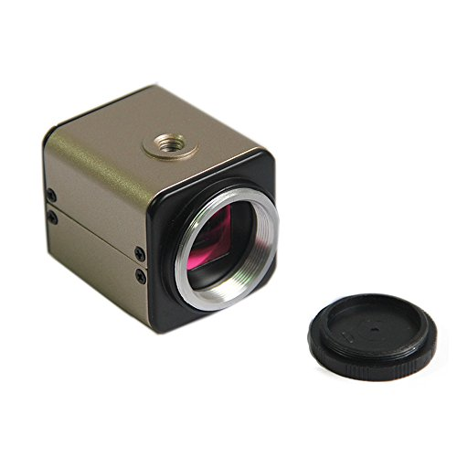 2MP AV Digital Kamera Mikroskop Electronic Hohe Auflösung CCD Kamera Mikroskop Zubehör Av Digital Kamera