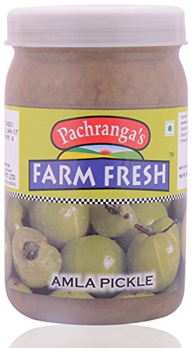 Pachranga Farm Fresh Amla Pickle - 400 Gram