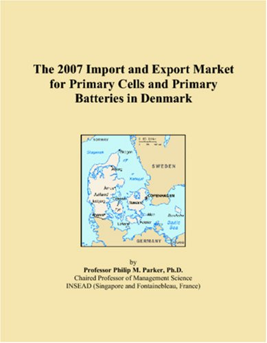 The 2007 Import and Export Market for Primary Cells and Primary Batteries in Denmark