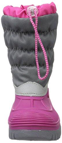 CMP Unisex-Kinder Hanki Schneestiefel Pink (Hot Pink B375)