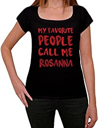 Rosanna tshirt avec mots t shirt slogan femme cadeau t shirt