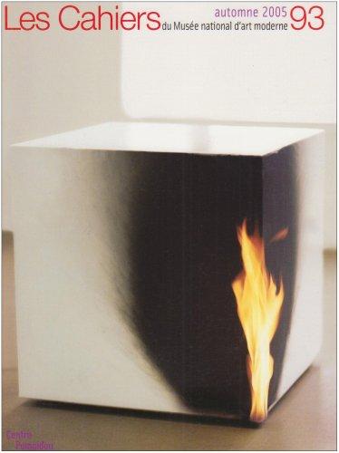 Les Cahiers du Musée national d'art moderne, N° 93 : par Collectif