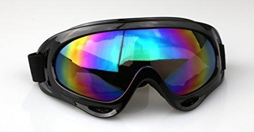 KB1 Black RB Kinder Motocrossbrille Motorradbrille