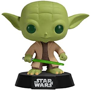 FunKo POP Star Wars Yoda Bobblehead