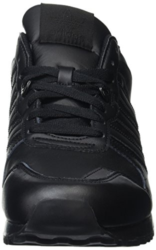 adidas Unisex-Erwachsene Zx 700 Laufschuhe Schwarz (Core Black/Core Black/Core Black)