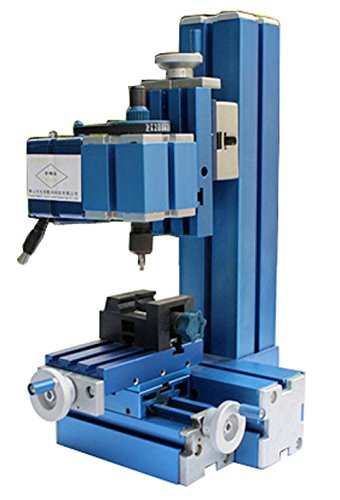 Sunwin Metall Mini Fräsmaschine Micro DIY Holz-Power Tool für Student Hobby