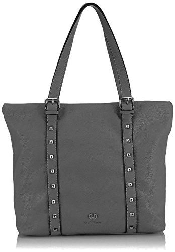 Gerry Weber Ice Cream Shopper, Borsa shopper donna Grey