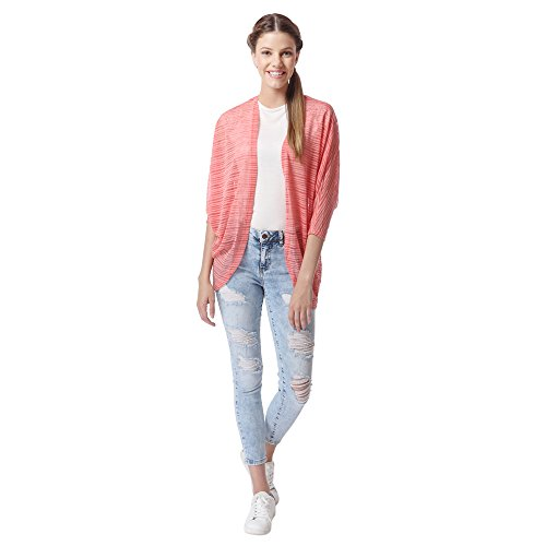 Vero Moda Women's Casual Red Shrug