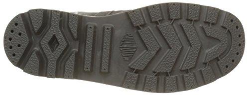 Palladium Us Baggy W H, Baskets Hautes Homme Gris (B61 Forged Iron/Brush Nickel)