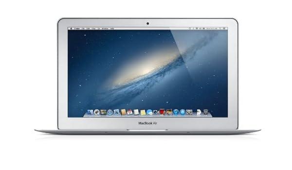 Apple 11 inch MacBook Air (1 7GHz Intel Dual-Core Core i5, Turbo