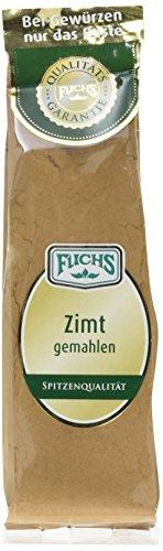 Fuchs Zimt gemahlen, 2er Pack (2 x 70 g)