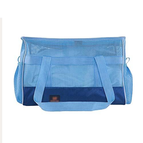 Haustier Tasche Katze Tasche Hund Tasche Haustier Rucksack Outing Haustier Tasche Tragetasche Reisetasche Handtasche Faltbar Atmungsaktiv Bequem bequem (Farbe : A, größe : 50 * 22 * 33)