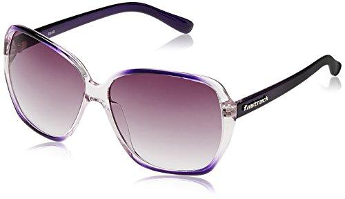 Fastrack Oversized Sunglasses (Blue) (P258BK2F) image