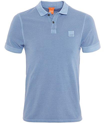 hugo-boss-orange-uomo-camicia-polo-slim-fit-di-pascha-blu-pastello-m