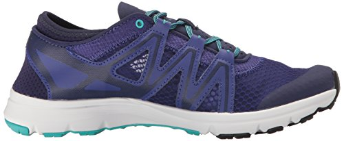 Salomon - Crossamphibian Swift W, Scarpe da trail running Donna Blu (Spectrum Blue/Astral Aura/Ceramic)