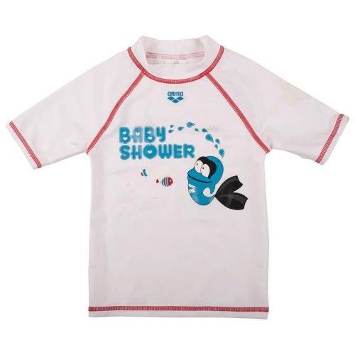 Arena Water Tribe UV T Shirt, bianco, 2/3 anni