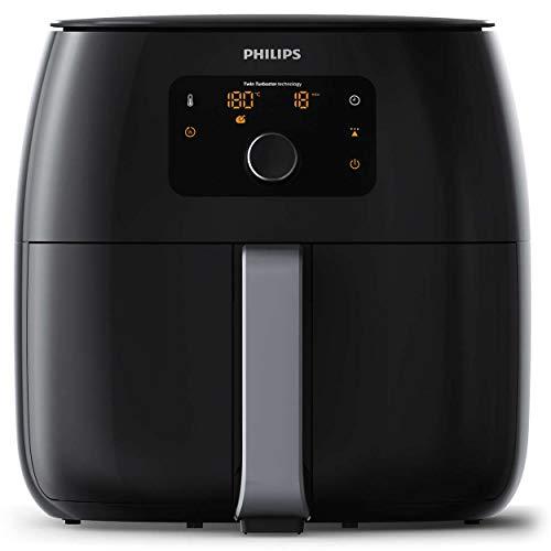 Philips Avance Collection HD9651/90 Low fat Fryer Einzelne Schwarz 2225 W (Generalüberholt)