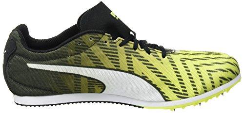 Puma Evospeed Star 5, Scarpe da Corsa Uomo Giallo (Safety Yellow-puma Black-puma White 03)