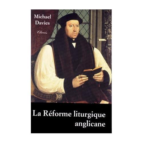 La réforme liturgique anglicane