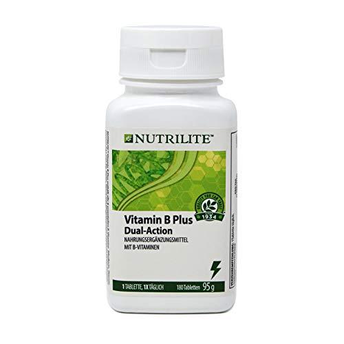 Vitamin B Plus Großpackung NUTRILITETM - 180 Tabletten / 95 g - Amway - (Art.-Nr.: 110180)