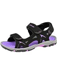 Dunlop Ladies DLP610 Touch & Close Sandals