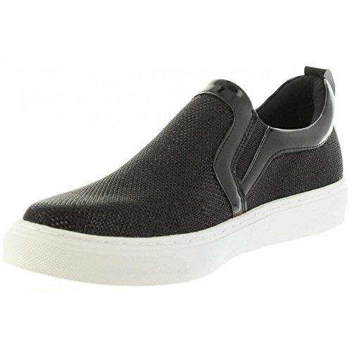 Chaussures noires MTNG 69748 Noir