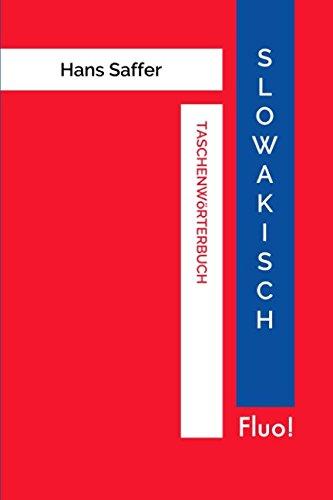Taschenwörterbuch Slowakisch