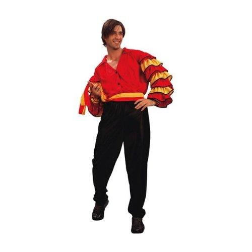 Spanische Rumba Kostüm Erwachsenen ()