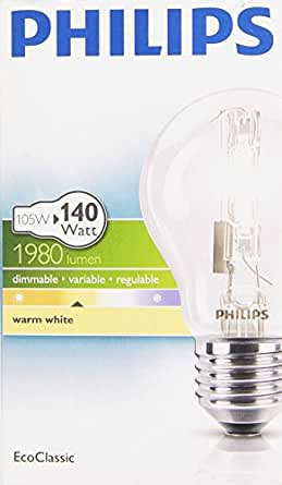 Philips lampada 105 w intensita 39 regolabile - Philips illuminazione casa ...